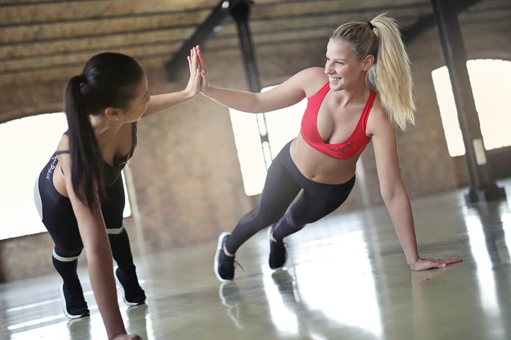 Estiramiento para mejorar la flexibilidad