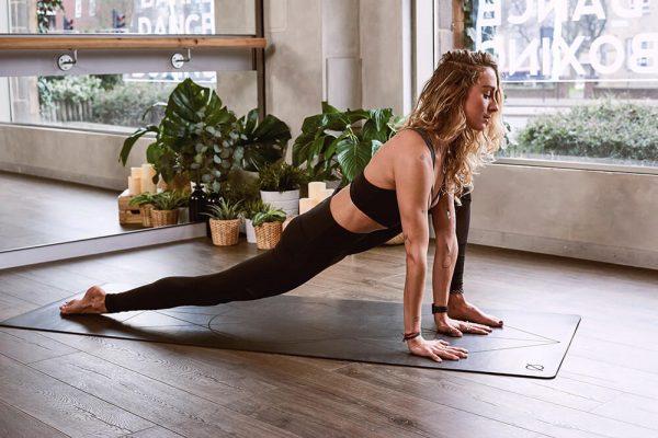 Lesiones de yoga