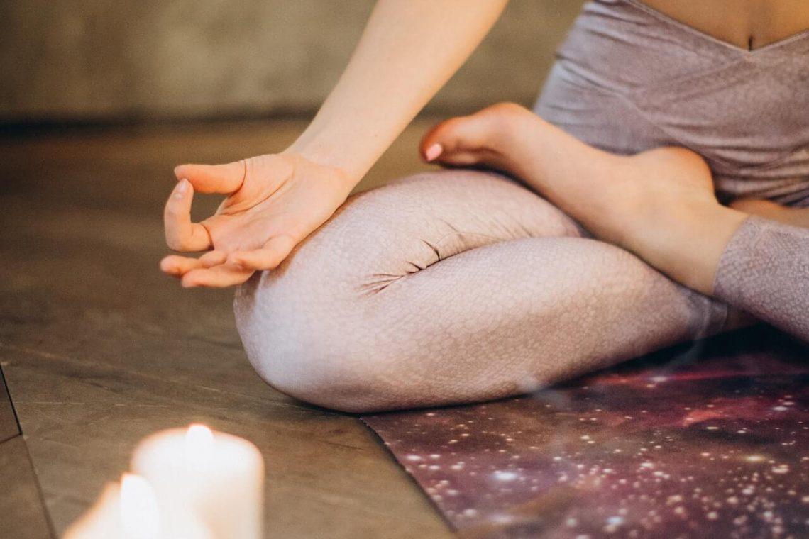 Como la meditación hace maravillas para tu corazón